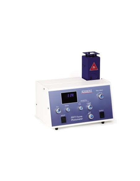 Plameňové fotometre