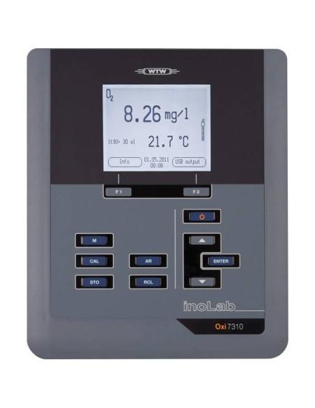 Laboratórne Oxi-metre