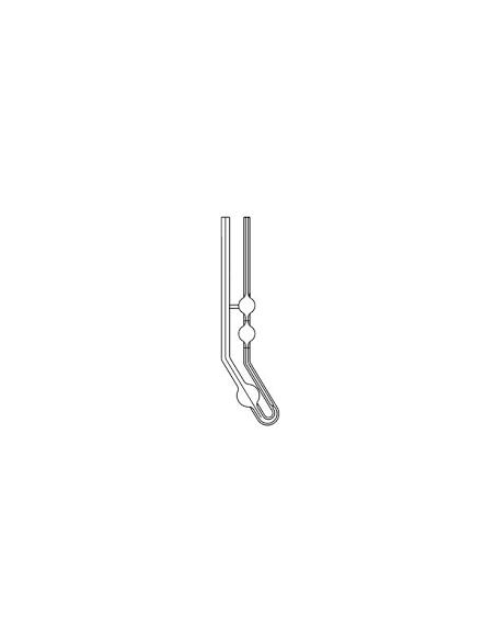 Sklenené viskozimetre