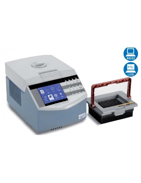 PCR termocyklér